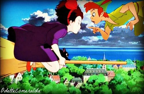 Peter and Kiki