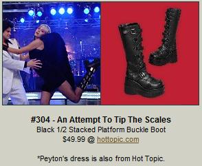 Peyton Style - Season 3 ♥