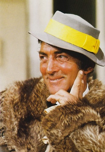Dean Martin fond d'écran containing a fourrure manteau titled Pimp