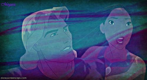 Pocahontas and John