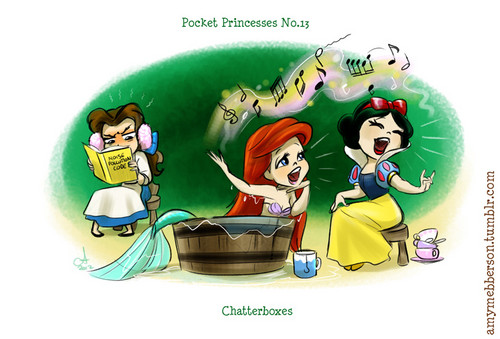 Pocket Princesses No. 13 Chatterboxes