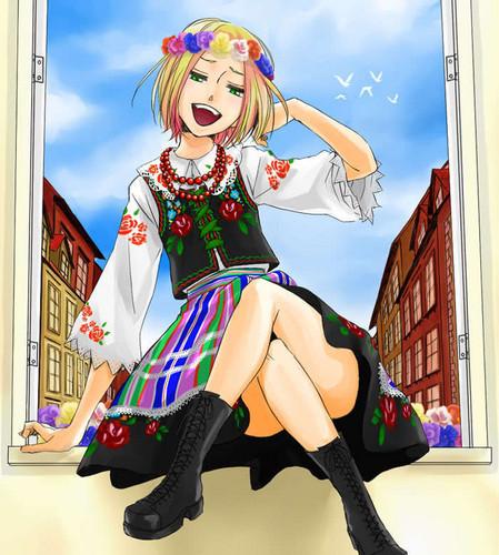 Poland<3
