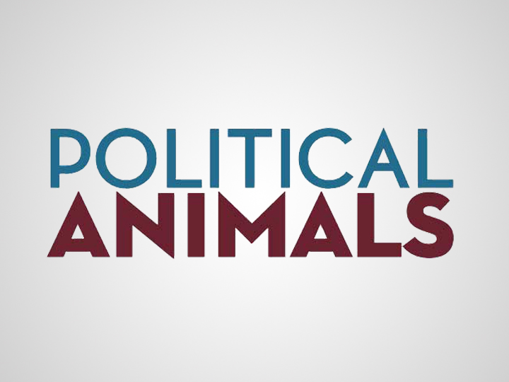Political Animals - poster