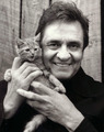 Portrait shoot from 1983 - johnny-cash photo