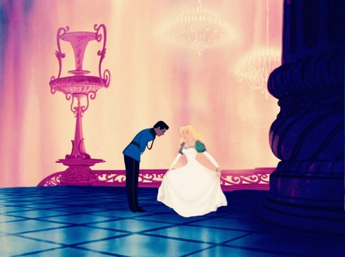 Prince Charming and Odette
