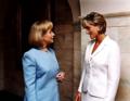Princess Diana and Hilary Clinton
