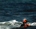 Princess Diana loved to swim