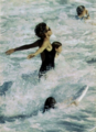 Princess Diana loved to swim - princess-diana-tribute-page photo
