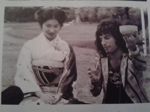 皇后乐队 1975 in 日本