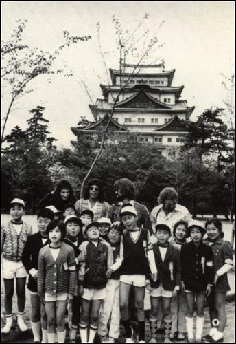 queen 1975 in jepang