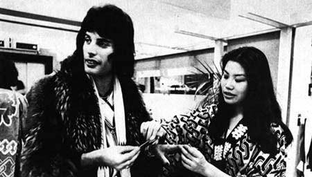 Queen 1975 in Japon