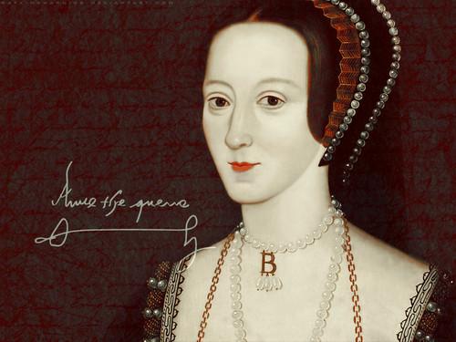 কুইন Anne Boleyn