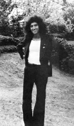queen in Japão 1975