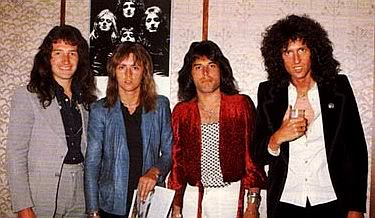queen in japón - 1975