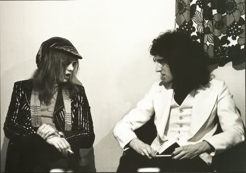 Queen in Japan 1975