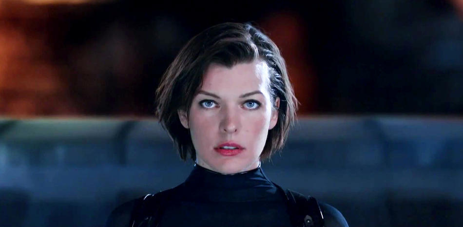 Re Retribution Alice Resident Evil Retribution Photo