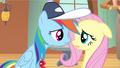彩虹 Dash x Fluttershy