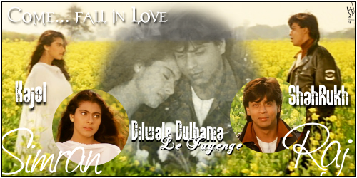 Raj and Simran