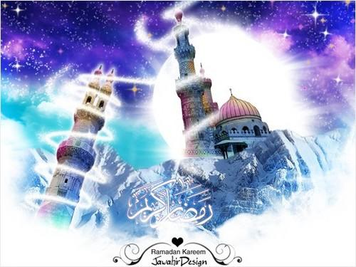 Ramadan karatasi la kupamba ukuta