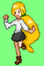 Rin sprite! - amberpet icon