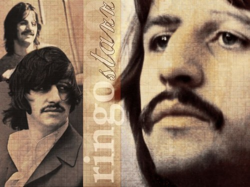 Ringo Starr - the-beatles Wallpaper
