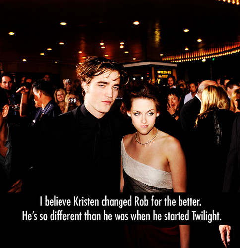 Rob and Kristen Confessions