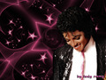 michael-jackson - Rock with you wallpaper