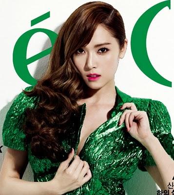Jessica Jung Laris Manis Jadi Model, Selepas Dari Girls Generation