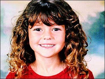 Samantha Bree Runnion (July 26, 1996 - July 15, 2002