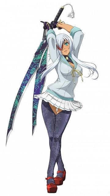 Samurai Girl Gisen Yagyu