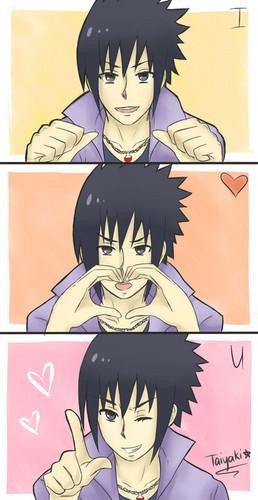 Sasuke <3!!