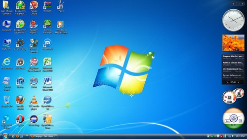 Screenshot for Windows Vista 집 Premium