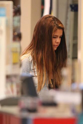 Selena En Australia