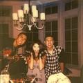 Selena Gomez, Alfredo Flores & Quincy - selena-gomez photo