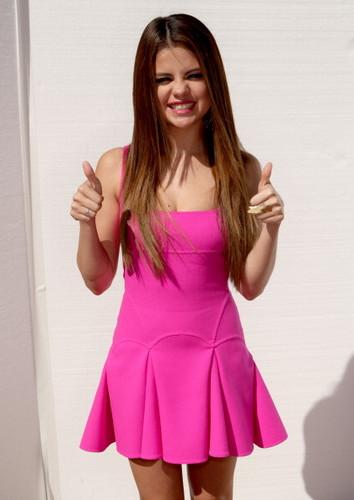 Selena Gomez: Teen Choice Awards 2012