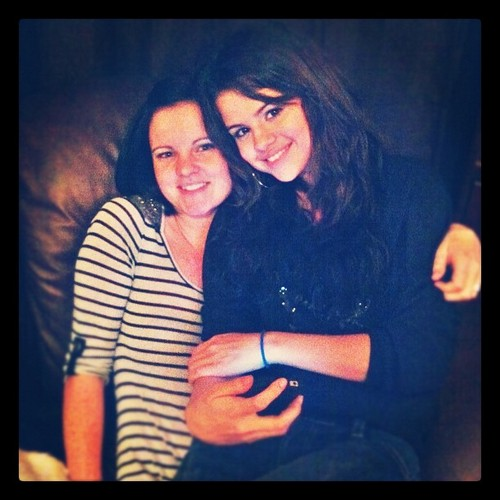 Selena Gomez and Ashley Cook