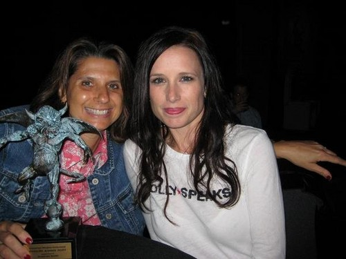 Shawnee Smith + Lori Storti Henke