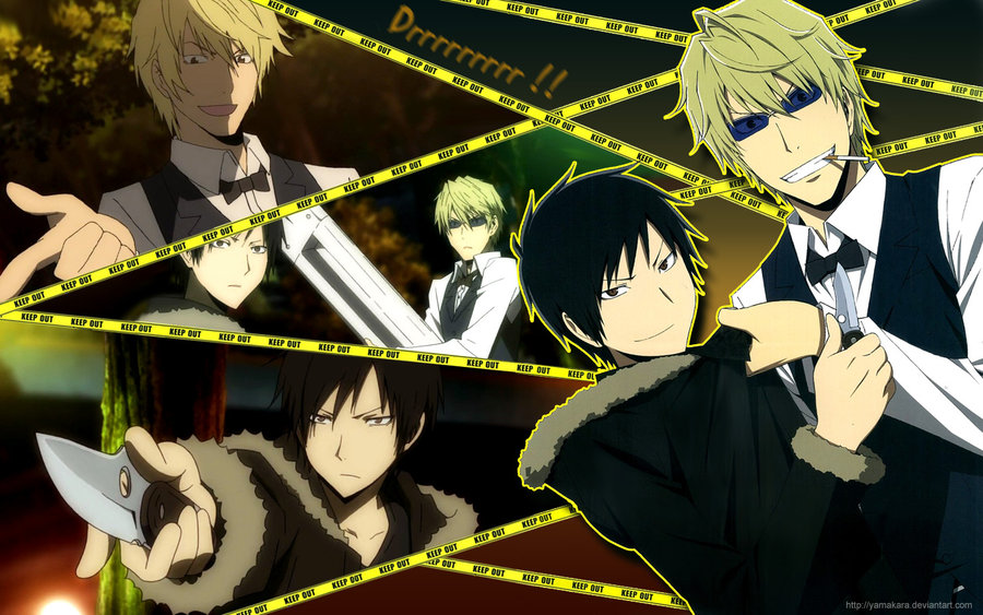 Shizuo~Izaya - Shizaya Photo (31588363) - Fanpop