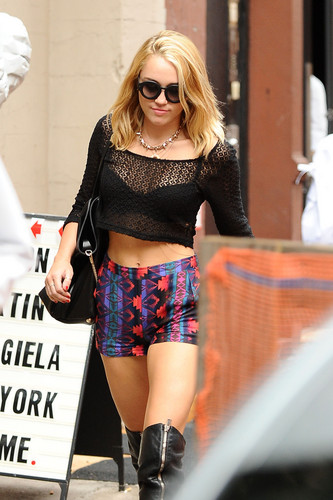 Shopping In New York City [23 July 2012]