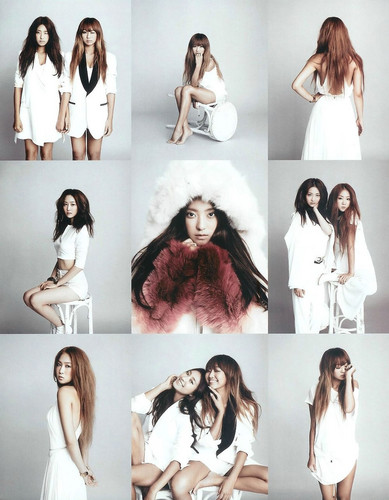 Sistar at vague girl august edition