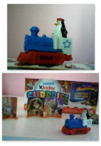 Skipper Train Toy