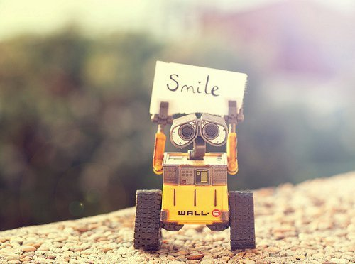 Smileee!!:D
