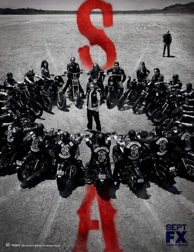 Sons of Anarchy - Season 5 - Promotional Poster  - sons-of-anarchy Photo