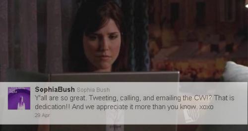 Sophia Tweet ♥