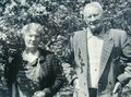 Soraya's German Grandparents, Mr. &amp; Mrs. Karl - princess-soraya-esfandiary-bakhtiari photo