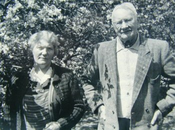 Soraya's German Grandparents, Mr. & Mrs. Karl