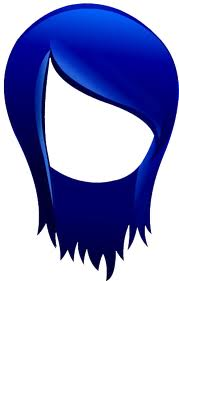 không gian Mcfly Hair Blue