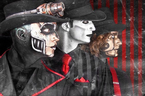 Steam Powered Giraffe - steam-powered-giraffes Photo