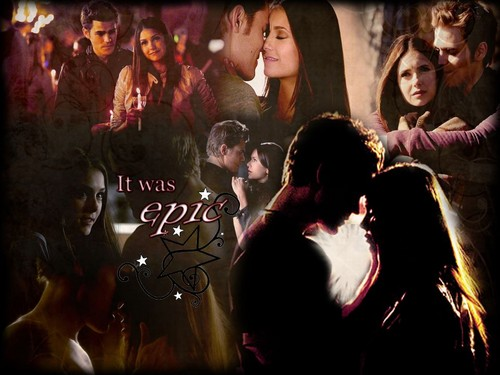 Stelena Fangirls fond d'écran probably containing a concert called Stelena <3