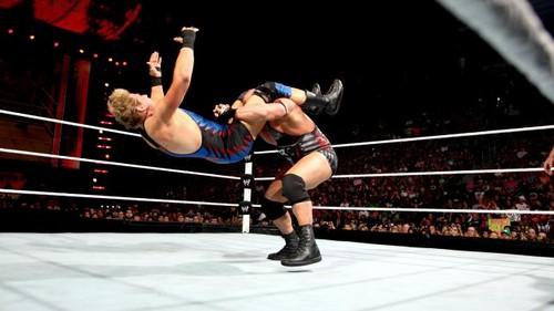 Swagger vs Ryback